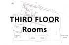 Le portique - Floor plan - Third floor